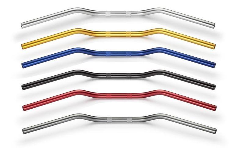 Superbikestuur aluminium ABM