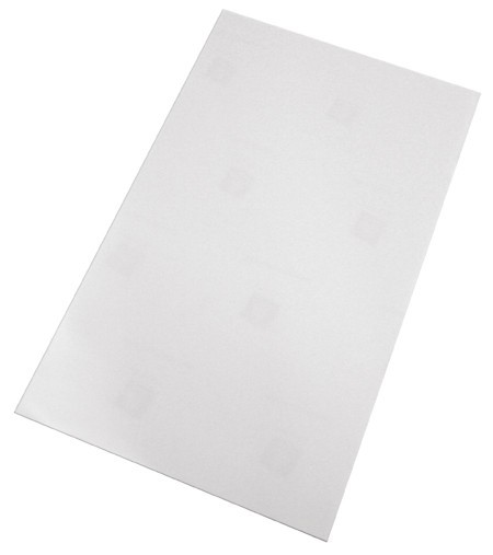 Protection sticker side pad