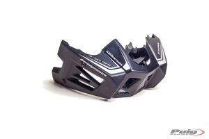 Motorspoiler S-line Puig mat zwart