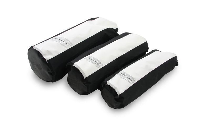 Pack Bag white bagagerol - 22 liter