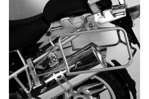 Kofferrek zilver Lock-it Hepco&Becker