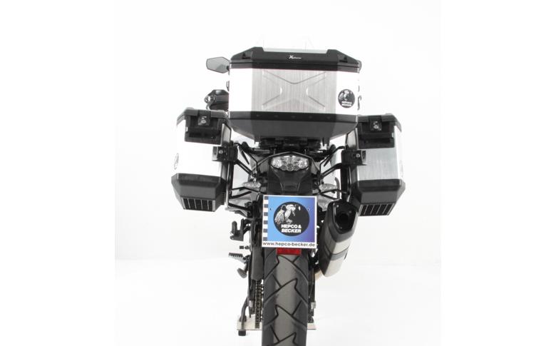 Kofferrek Lock-it symmetrisch H&B