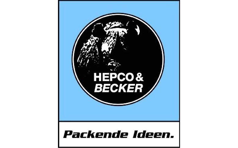 Kofferrek antraciet Hepco&Becker
