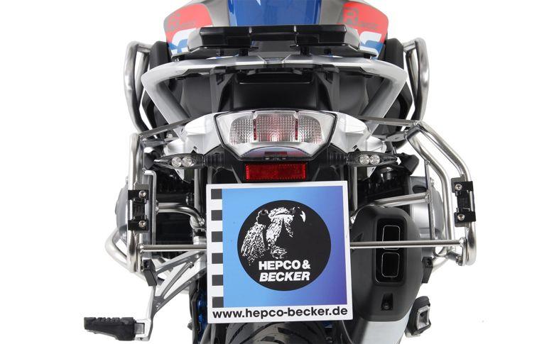 Kofferrek 'cutout' Hepco&Becker