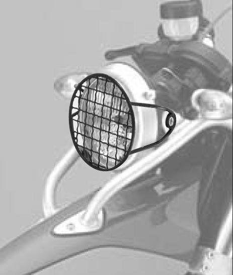 Headlight grill Hepco&Becker