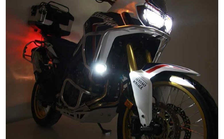 LED Flooter mistlampenset