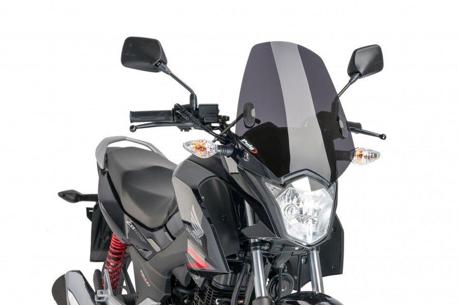 Vervangingsruit naked bike Puig