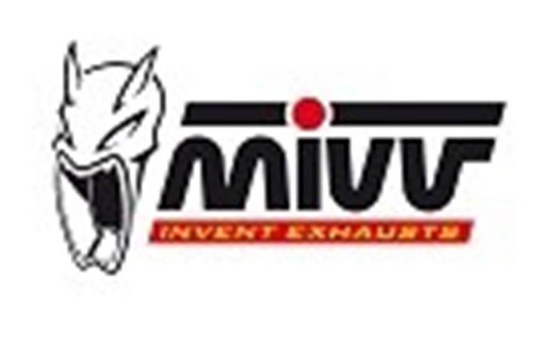 MIVV Oval titanium met carbon cap