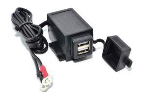 Dubbele USB aansluiting / socket