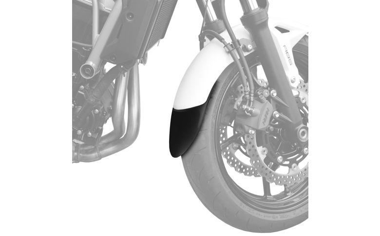 Voorspatbord verlenger zwart Kawasaki Z6