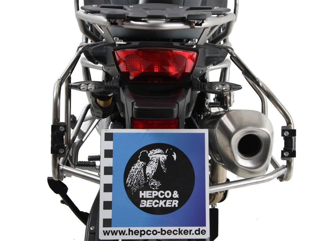"""""""Kofferrek 'cutout"""""""" Hepco&Becker"""""""