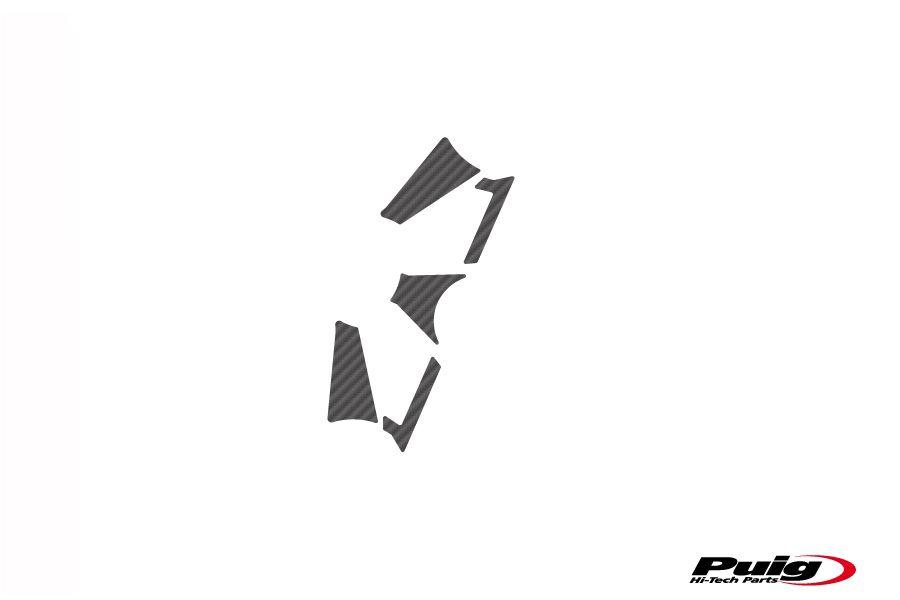 Kroonplaatcover Puig model X-TREME