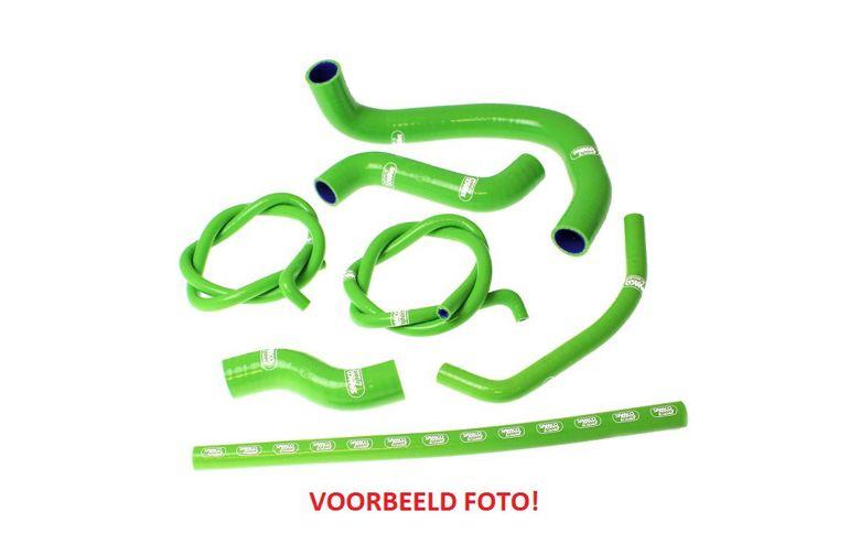 Koelslangenset Samco groen