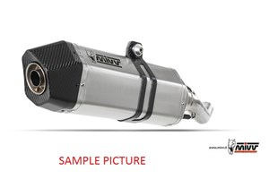 MIVV titanium Power Evo 'Corsa' systeem