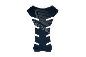 Tankpad zwart met Honda logo
