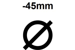 Tot 45mm