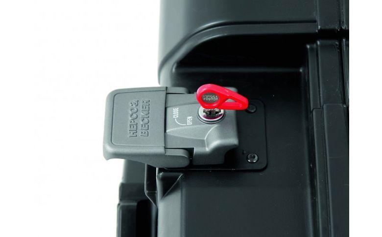 Kofferset Gobi Black Edition