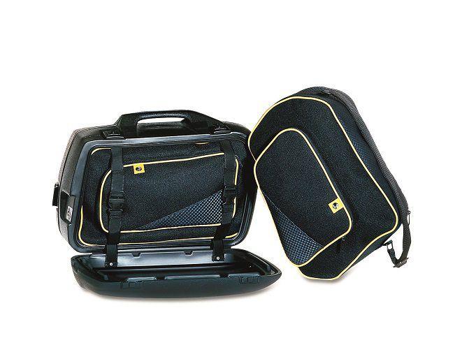 Kofferset Junior 30L zwart