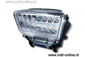 LED achterlicht met knipperlichten