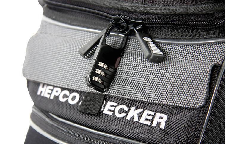 Hepco&Becker tanktas slot