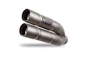MIVV Double Gun titanium demper