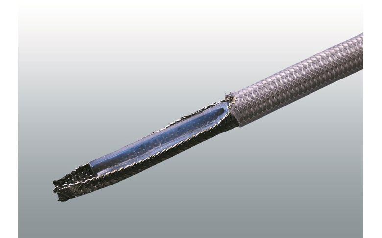 Stahlflex koppelingsleiding