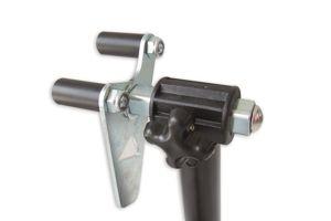 Paddock stand adapter
