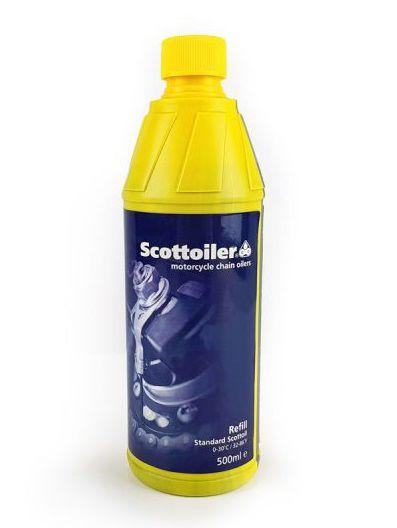 Scottoiler kettingsmeersysteem
