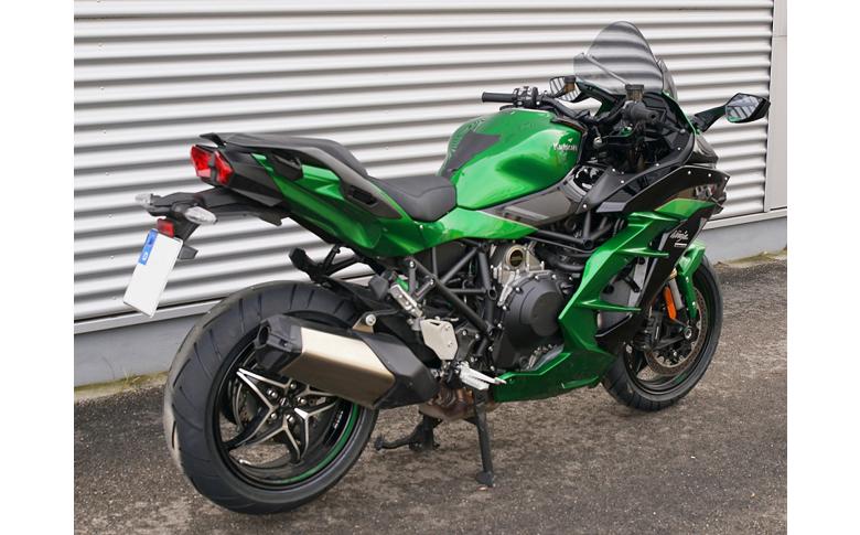 Superbikestuurombouw A1 kit