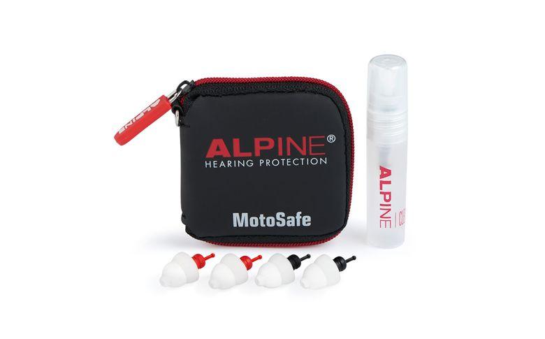 MotoSafe oordoppen model PRO Alpine