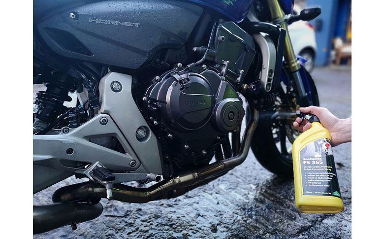 Scottoiler FS365 spray
