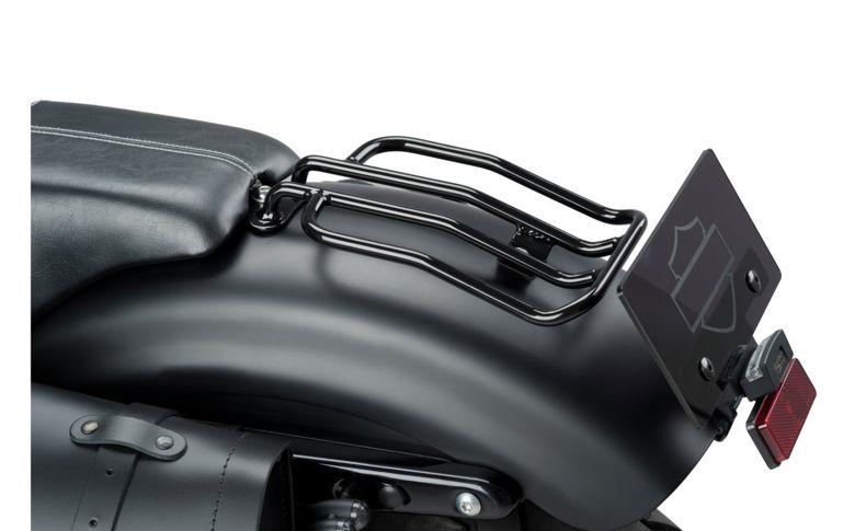 Solorack zwart Harley Davidson Sportster