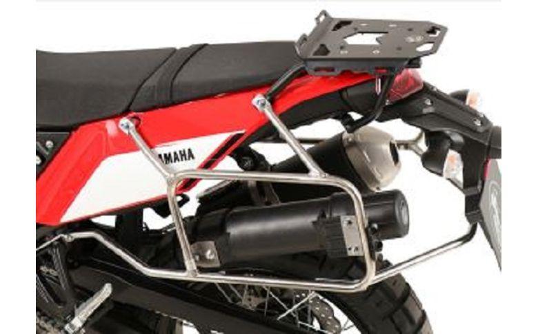Kofferrek Cutout RVS Hepco&Becker