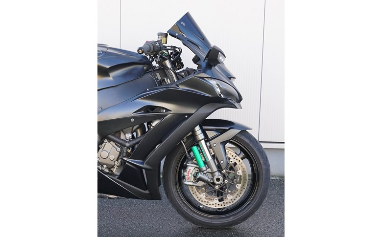 Superbikestuurombouw A1 kit Booster