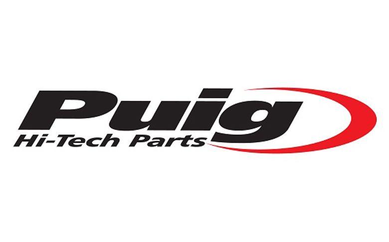 Stuurspiegel F1.1 aluminium links Puig
