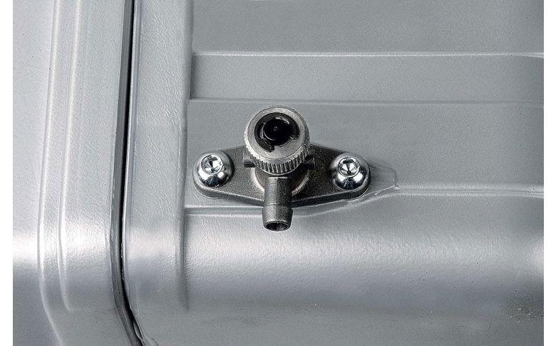 Waterkraan voor Gobi koffer Hepco&Becker