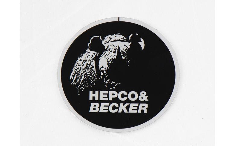 Logo Hepco&Becker rond 60mm
