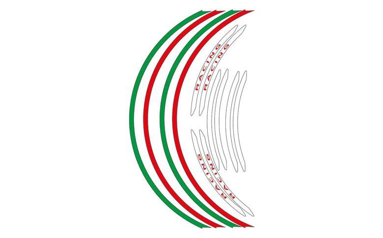 Velglint Italie stickervel