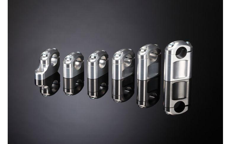 Stuurklemblokken ABM 50mm (set)