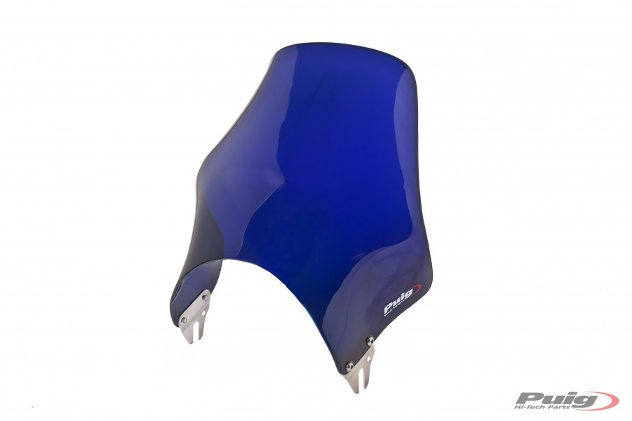 Windscherm Puig Naked blauw DEMO