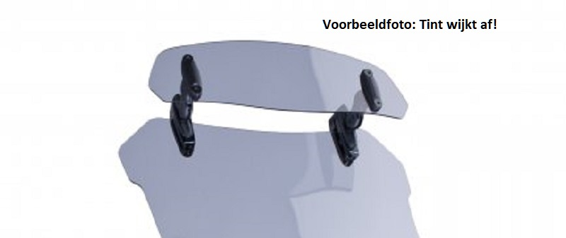 """Opzetruit Puig """"clip-on"""" donker getint"""