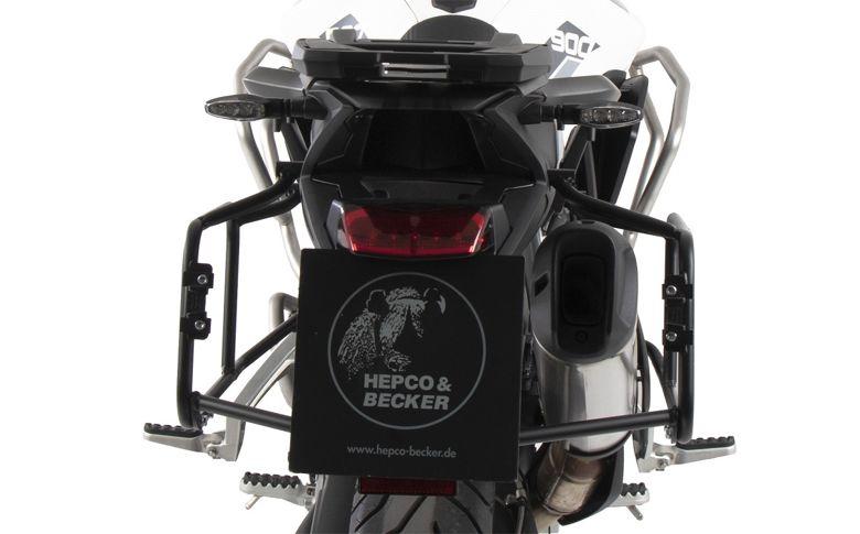 Kofferrek vaste montage Hepco&Becker